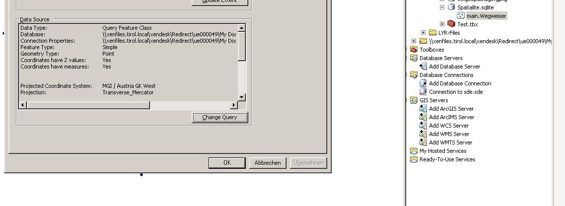 Die neuen Shapefiles ? SQLite/Spatialite und Co