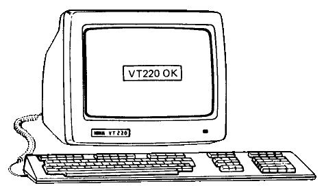 Back to the Future: Using a DEC VT220 from 1983 | iSticktoit net