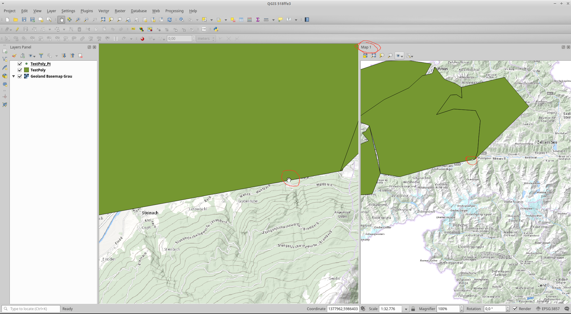 Working With Qgis 3d