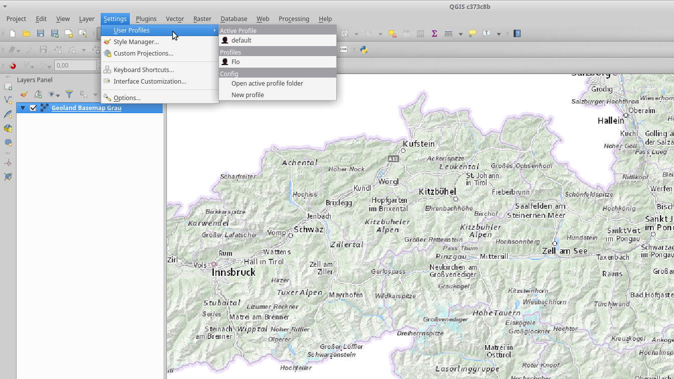 First quick look on (upcoming) QGIS 3 0 | iSticktoit net